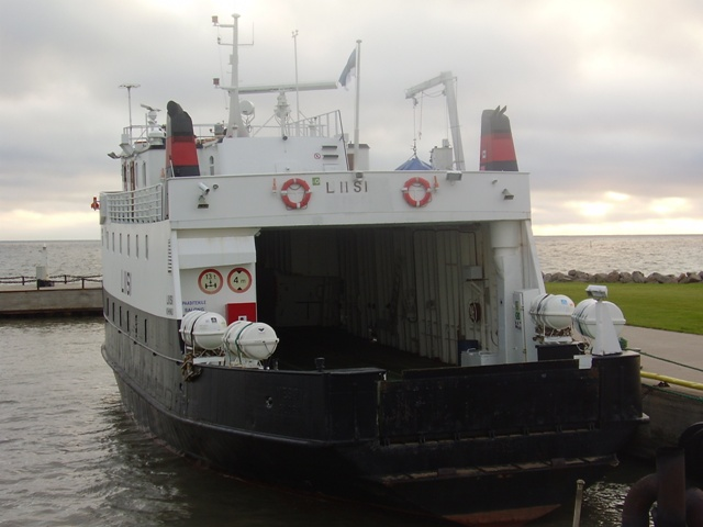 SMALL ROPAX / FERRY FOR SALE
